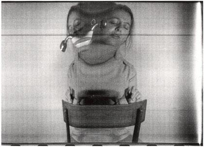 Fotografia di lentiggini nella persona